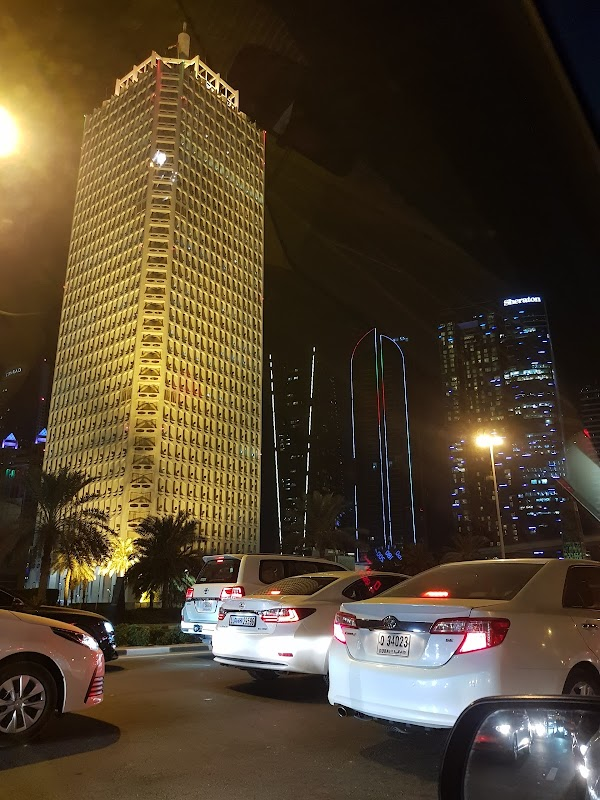 Foto de Dubai World Trade Center Tower - Sheikh Rashid Tower